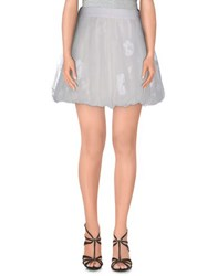 Elisabetta Franchi Skirts Mini Skirts Women White