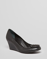 Tory Burch Wedge Pumps Sally Closed Toe