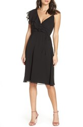 Ali And Jay Cloud 9 A Line Dress Black