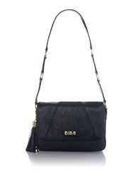 Biba Sarah Shoulder Handbag Black
