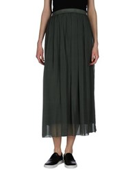 Aniye By Skirts Long Skirts Women Military Green