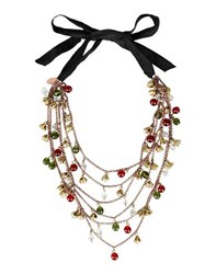 Forte Forte Forte_Forte Jewellery Necklaces Women Red