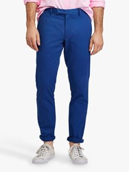 Ralph Lauren Polo Stretch Slim Fit Chinos Aged Royal