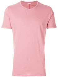Homecore Rodger T Shirt Pink And Purple