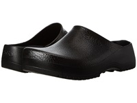 Super Birki By Birkenstock Black Clog Shoes