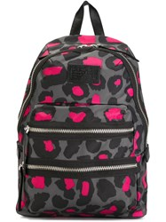 Marc By Marc Jacobs 'Domo Arigato' Backpack Multicolour