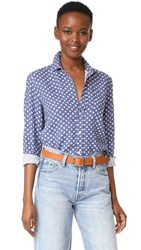 Frank And Eileen Button Down Shirt Blue White