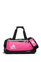 Adidas Team Issue Small Duffel Pink