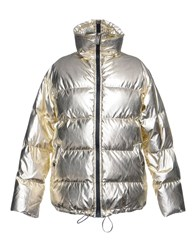 Sjyp Down Jackets Platinum