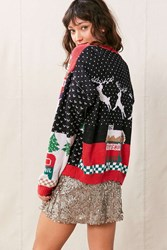 Urban Renewal Vintage Ugly Holiday Cardigan Assorted