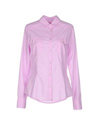Roy Rogers Roy Roger's Shirts Shirts Women Pink