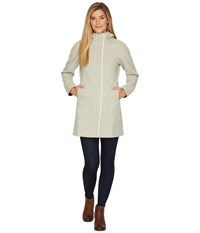 Arc'teryx Embra Coat Mica Heather White