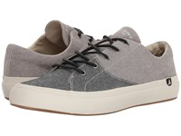 Sperry Haven Lace Up Black Grey Shoes
