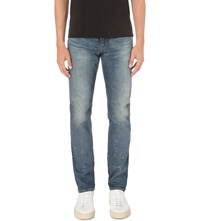 Armani Jeans Tonic Slim Fit Tapered Blue