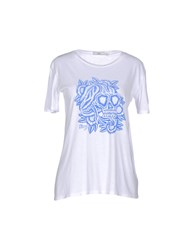 Obey Topwear T Shirts Women White