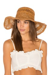 Ale By Alessandra Camille Hat Brown