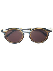 Thierry Lasry Round Sunglasses Grey