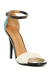 Chinese Laundry Lucky High Heel Sandal White