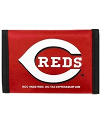 Rico Industries Cincinnati Reds Nylon Wallet Team Color