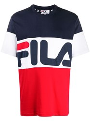 Fila Branded Crew Neck T Shirt 60