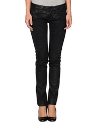 Cellar Door Denim Pants Black