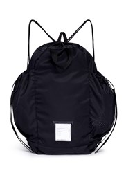 Satisfy 'Bombardier' Gym Bag Black