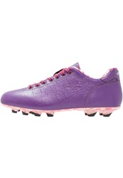 Pantofola D'oro D Oro Impulso Pack Football Boots Purple White