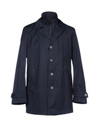Schneiders Overcoats Dark Blue
