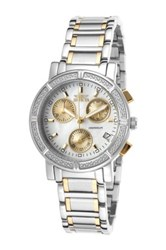 Invicta Women's Wildflower Chronograph Diamond Watch No Color