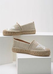 Mint Velvet Melinda Neutral Espadrille Neutral