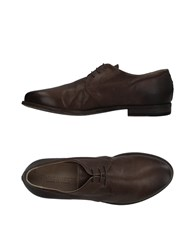 Pantanetti Lace Up Shoes Lead
