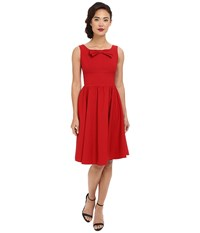 Stop Staring Noeley Swing Dress Red Women's Dress
