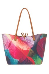 Desigual Bag Mercury Capri Multi Coloured Multi Coloured