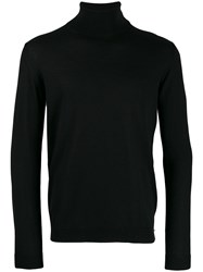 Nuur Turtleneck Jumper Black