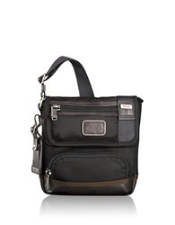 Tumi Alpha Bravo Barstow Crossbody Bag Hickory