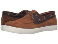 Polo Ralph Lauren Rylander New Snuff Tan Sport Suede Smooth Oil Leather Men's Shoes Brown