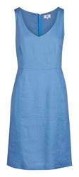 Noa Noa Sleeveless Dress Blue