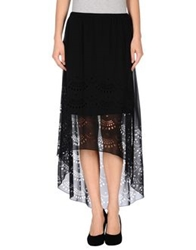 Silvian Heach 3 4 Length Skirts Black