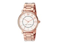 Marc Jacobs Roxy Mj3523 Rose Gold White Watches Pink