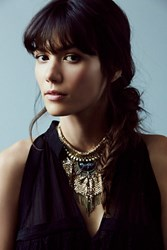 Free People Grace Chainmail Collar