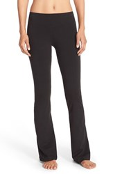 Women's Hard Tail Flare Stretch Cotton Pants