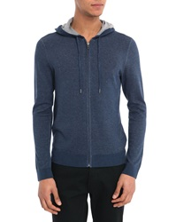 Ikks Dark Blue Vanise Cardigan