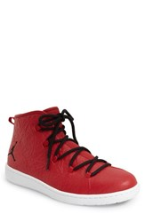 Men's Nike' Jordan Galaxy' Sneaker Gym Red Black White