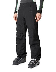 Helly Hansen Solid Five Pocket Waterproof Cargo Pants Black