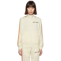 Palm Angels Off White Rainbow Track Jacket