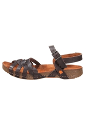 Art I Breathe Sandals Brown