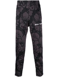 Palm Angels Floral Print Track Pants 60