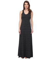 Alternative Apparel Racerback Maxi Dress Eco Black