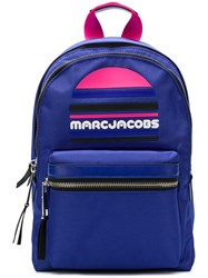Marc Jacobs Trek Pack Backpack Blue