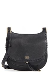 Vince Camuto Small Lidia Leather Crossbody Bag